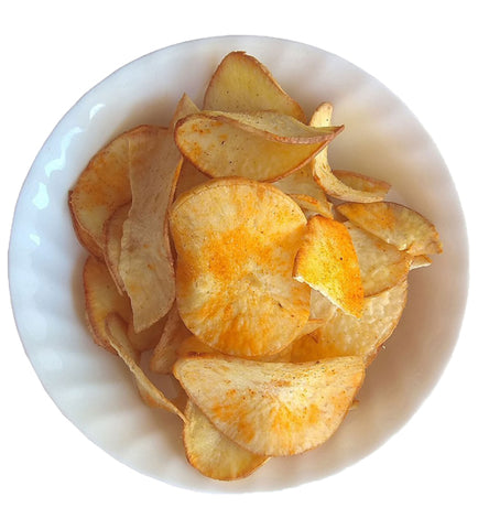 Tapioca Chips Spicy (Kappa Varuthathu) - Buy Online
