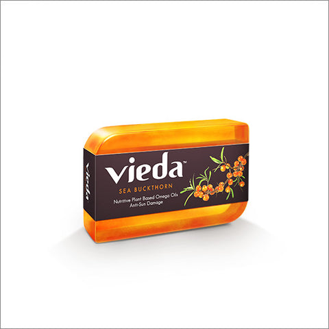 Sea Buckthorn Soap - Vieda Soap 100gm - Buy Online