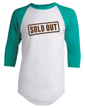 SOLD OUT BASEBALL UNDERSHIRT