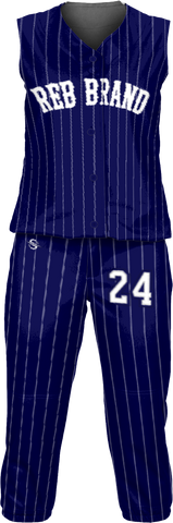 Softball- Pinstripe