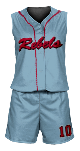 Softball- Runnin' Rebel