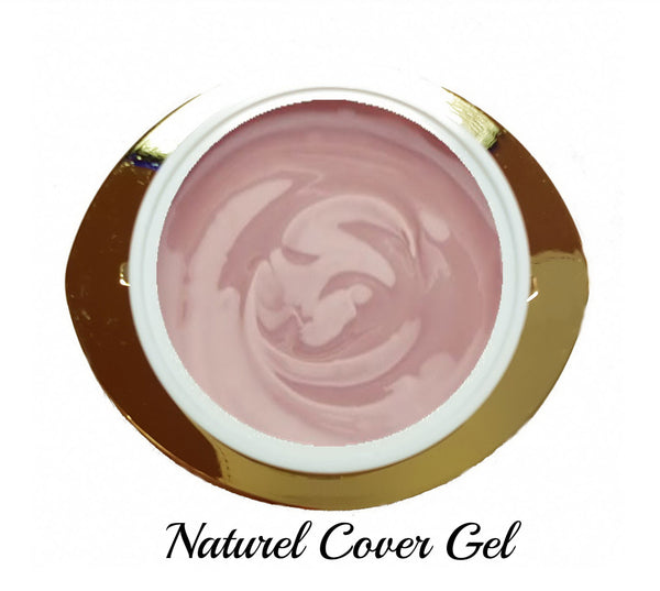 Naturel Cover Gel - Desire Nails Store