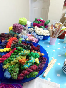 Woolly news: Spring cleaning and workshop news!