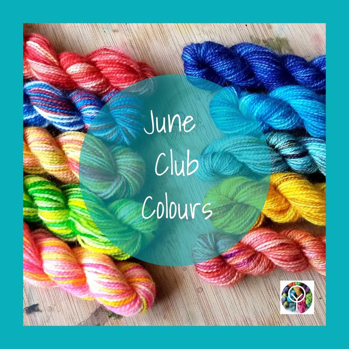 June Clubs - Here comes Summer!