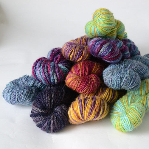 Sunday Sale - Hand dyed yarn reduced and why