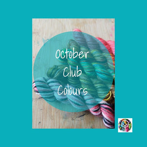 October Clubs - Lets get spooky