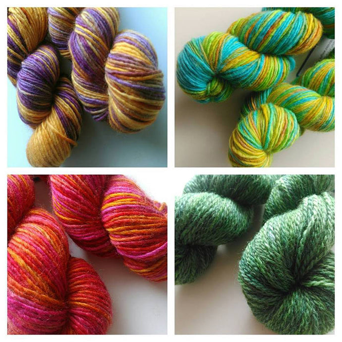 February update - exciting news for Ovis Yarns