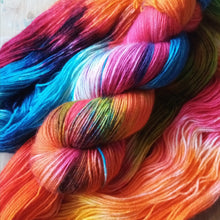 What's my age again? - Poppy 4ply - British Bluefaced Leicester