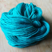 Paint Pallet mini skeins - Poppy Super Sock - BFL/Nylon 4ply