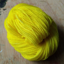 Paint Pallet mini skeins - Poppy Super Sock - BFL/Nylon DK