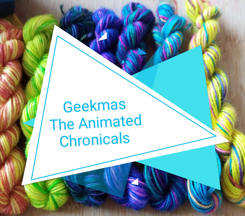 Geekmas: The animated chronicles - Single payment