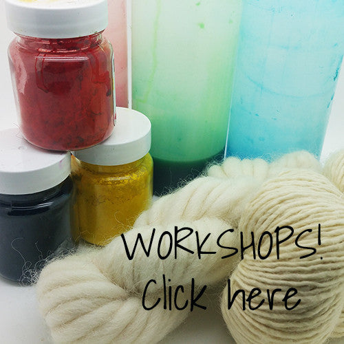 Workshops by Ovis Yarns