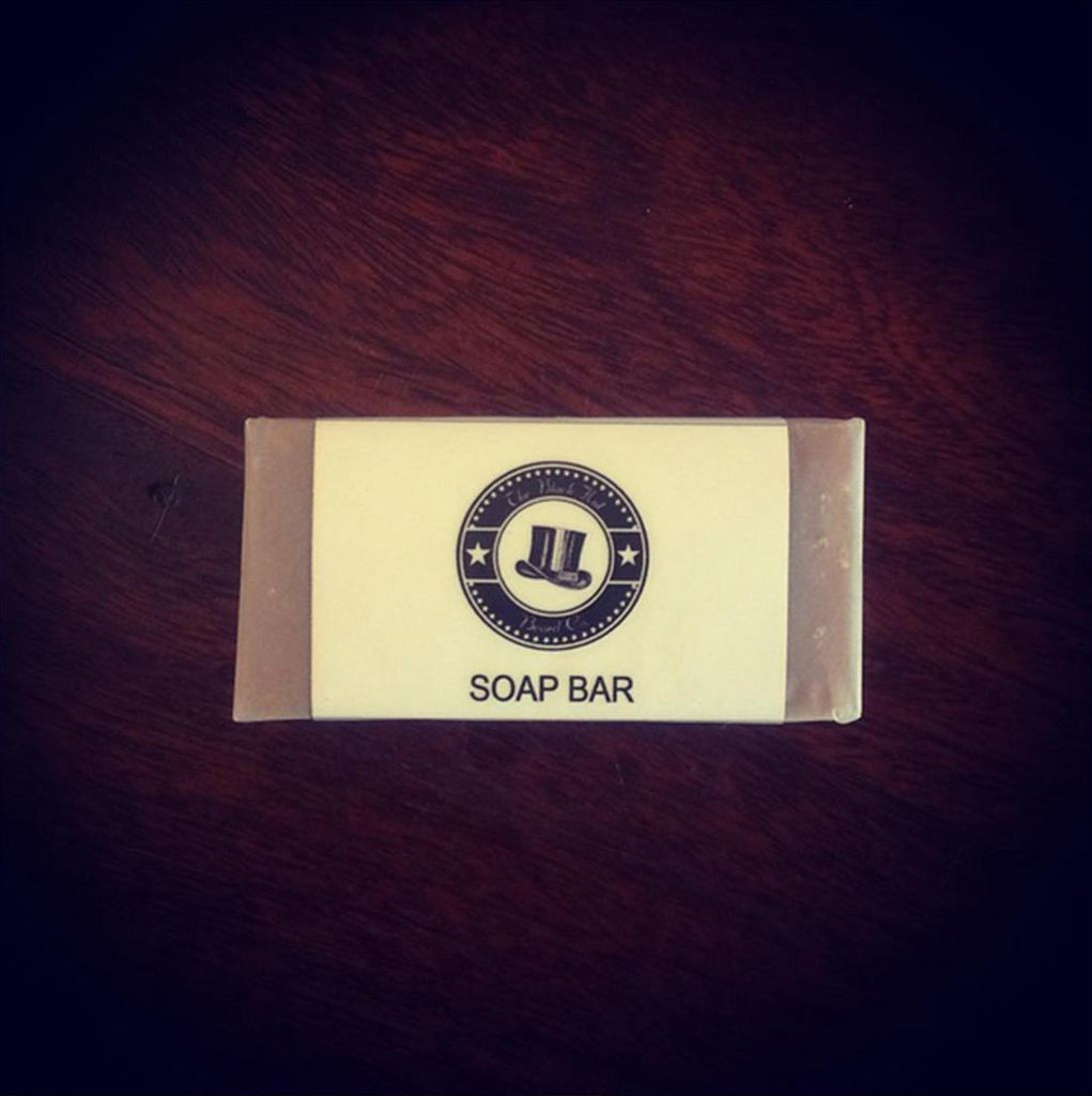 Black Hat Soap Bar