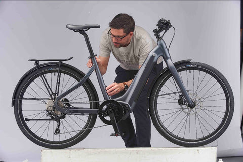 Mike and 2020 Cruise e-bike