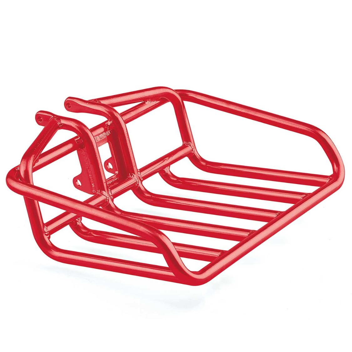 Benno Utility Front Tray Parts & Accessories Benno E-Bikes One Size Red