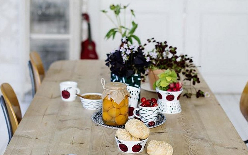 Darling Clementine Tableware