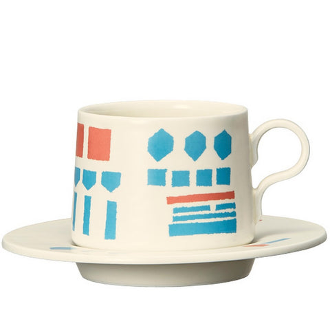 Sabato - House Coffee Cup & Saucer