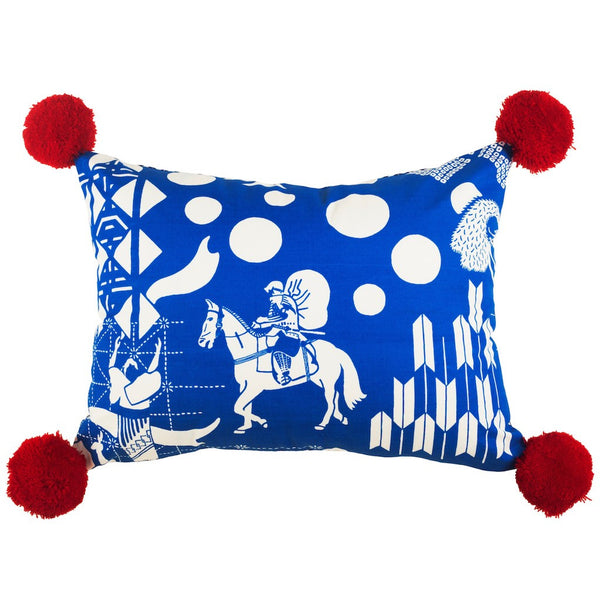 Safomasi - Festival Cushion Cover - Small