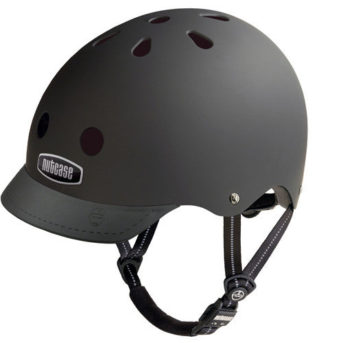 Nutcase Blackish bike and skate helmet