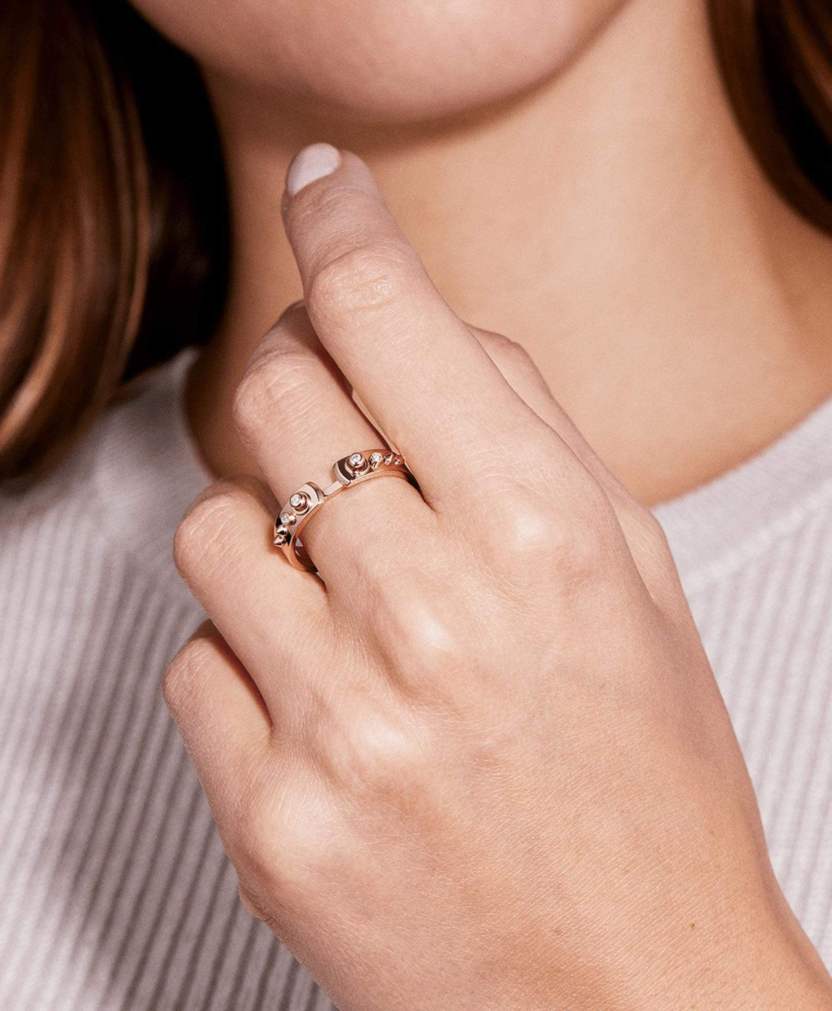 Brunch in NY Mood Ring: Discover Luxury Fine Jewelry | Nouvel Heritage