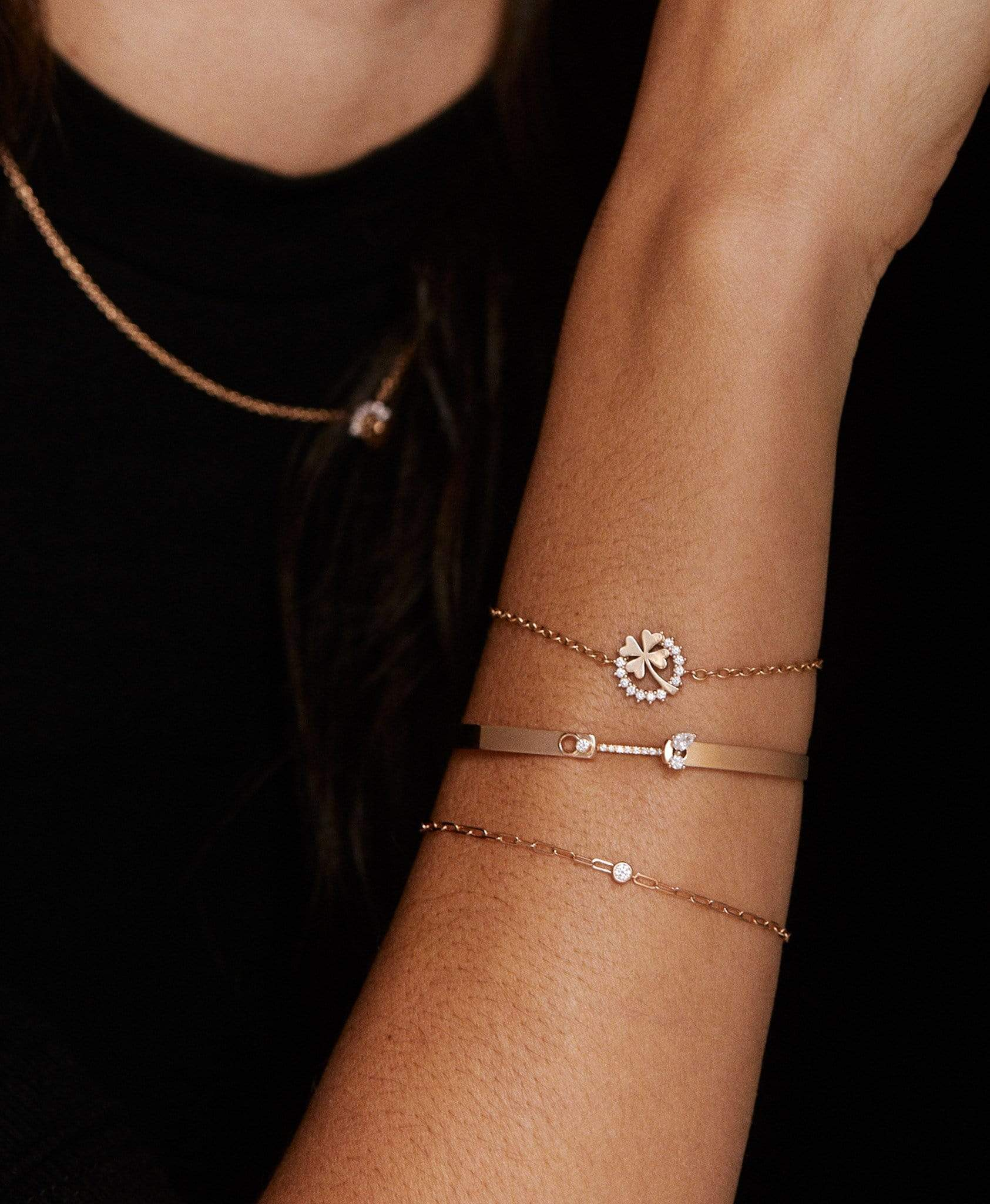 Cocktail Time Mood Bangle: Discover Luxury Fine Jewelry | Nouvel Heritage