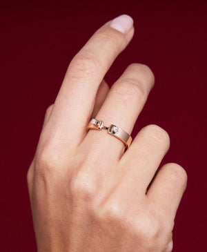 Dinner Date Mood Ring - Nouvel Heritage