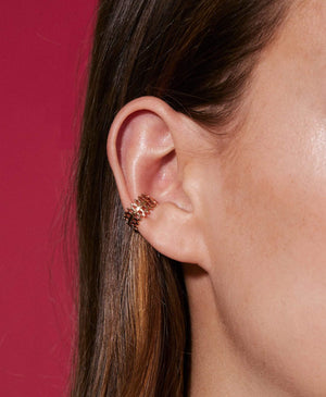 Double Gold Ear Cuff: Discover Luxury Fine Jewelry | Nouvel Heritage