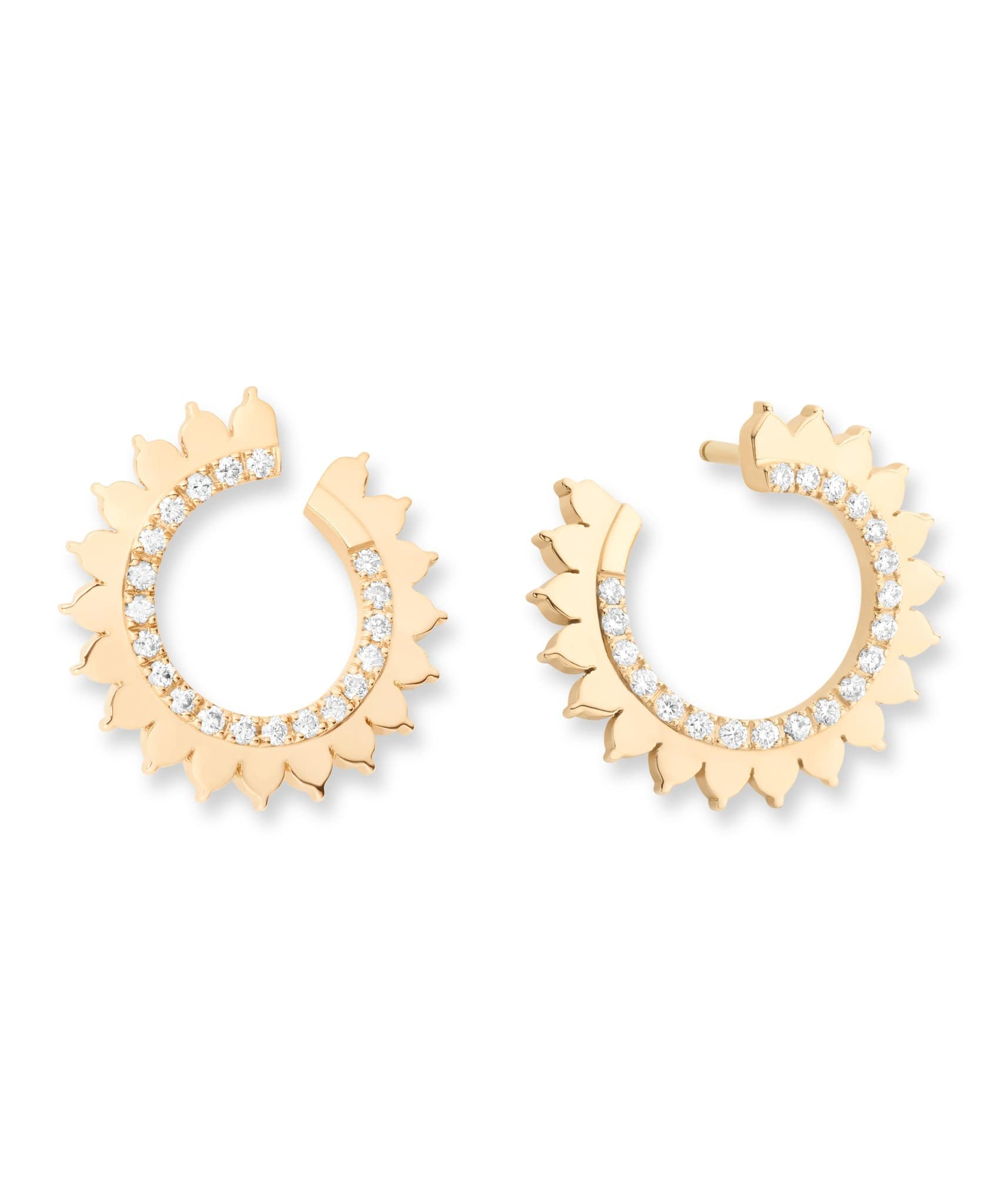 Gold Earrings: Discover Luxury Fine Jewelry | Nouvel Heritage