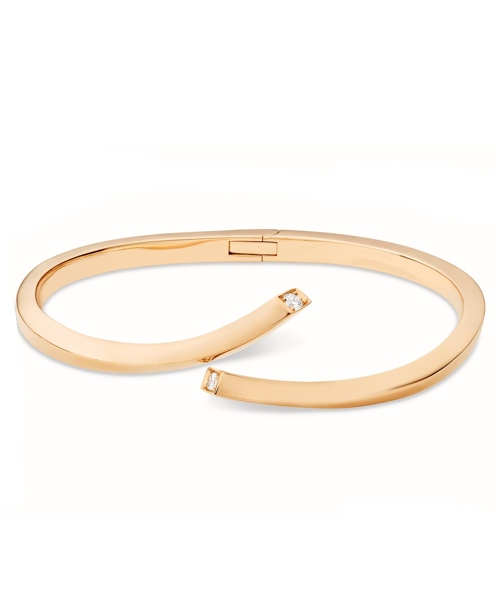 Gold Thread Bangle: Discover Luxury Fine Jewelry | Nouvel Heritage
