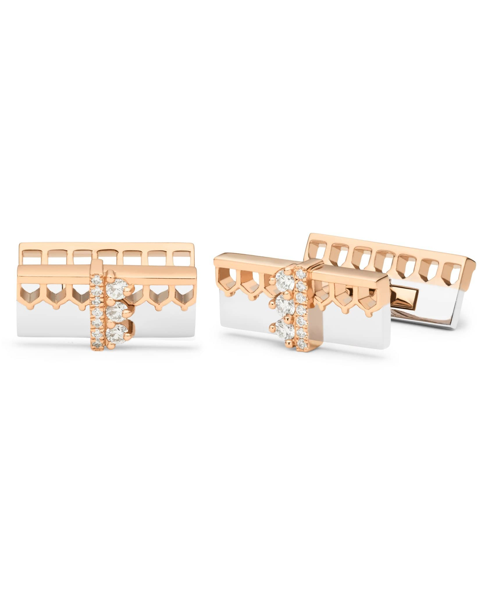 Hugo Cufflinks: Discover Luxury Fine Jewelry | Nouvel Heritage