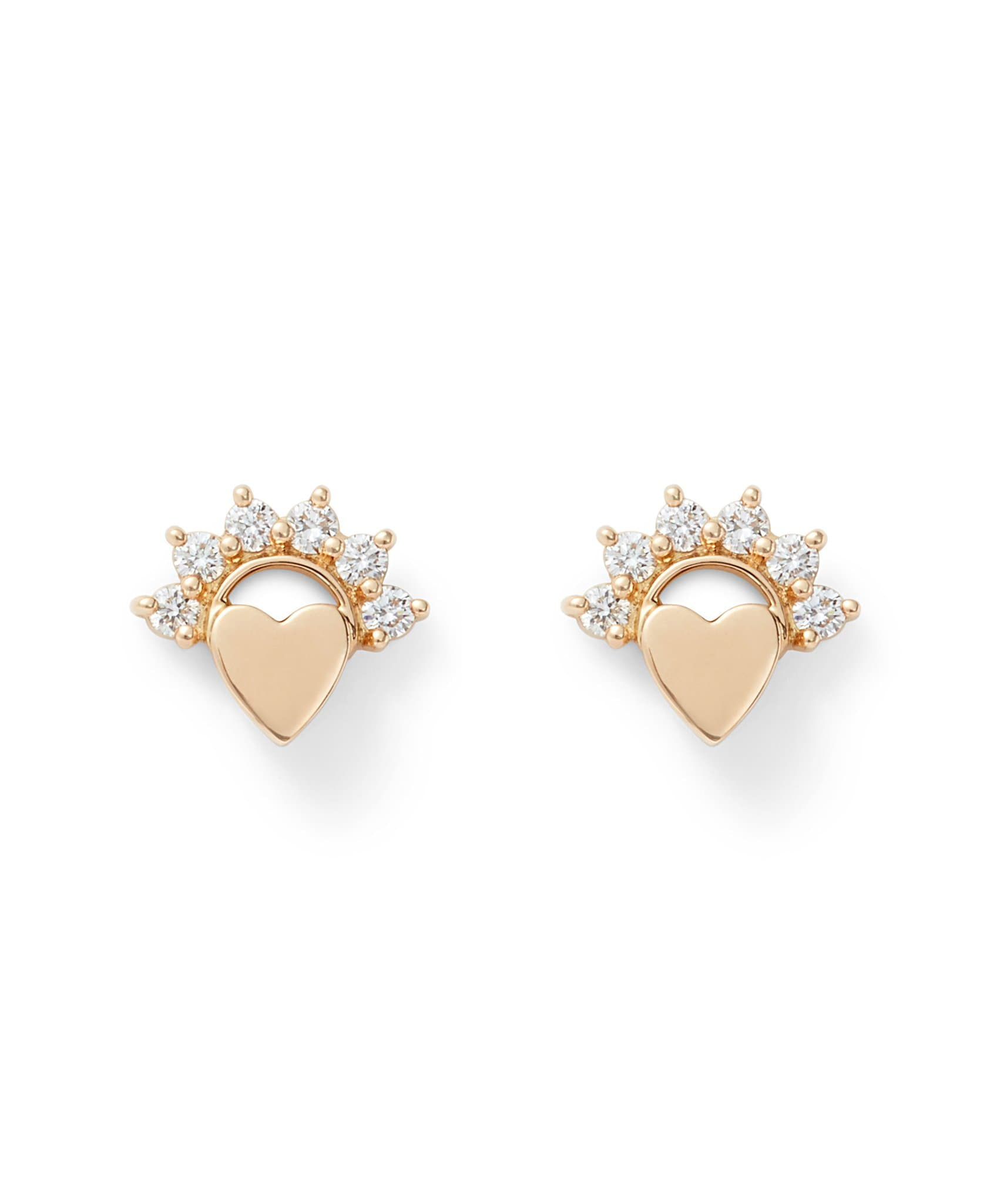 Love Studs: Discover Luxury Fine Jewelry | Nouvel Heritage || Yellow Gold