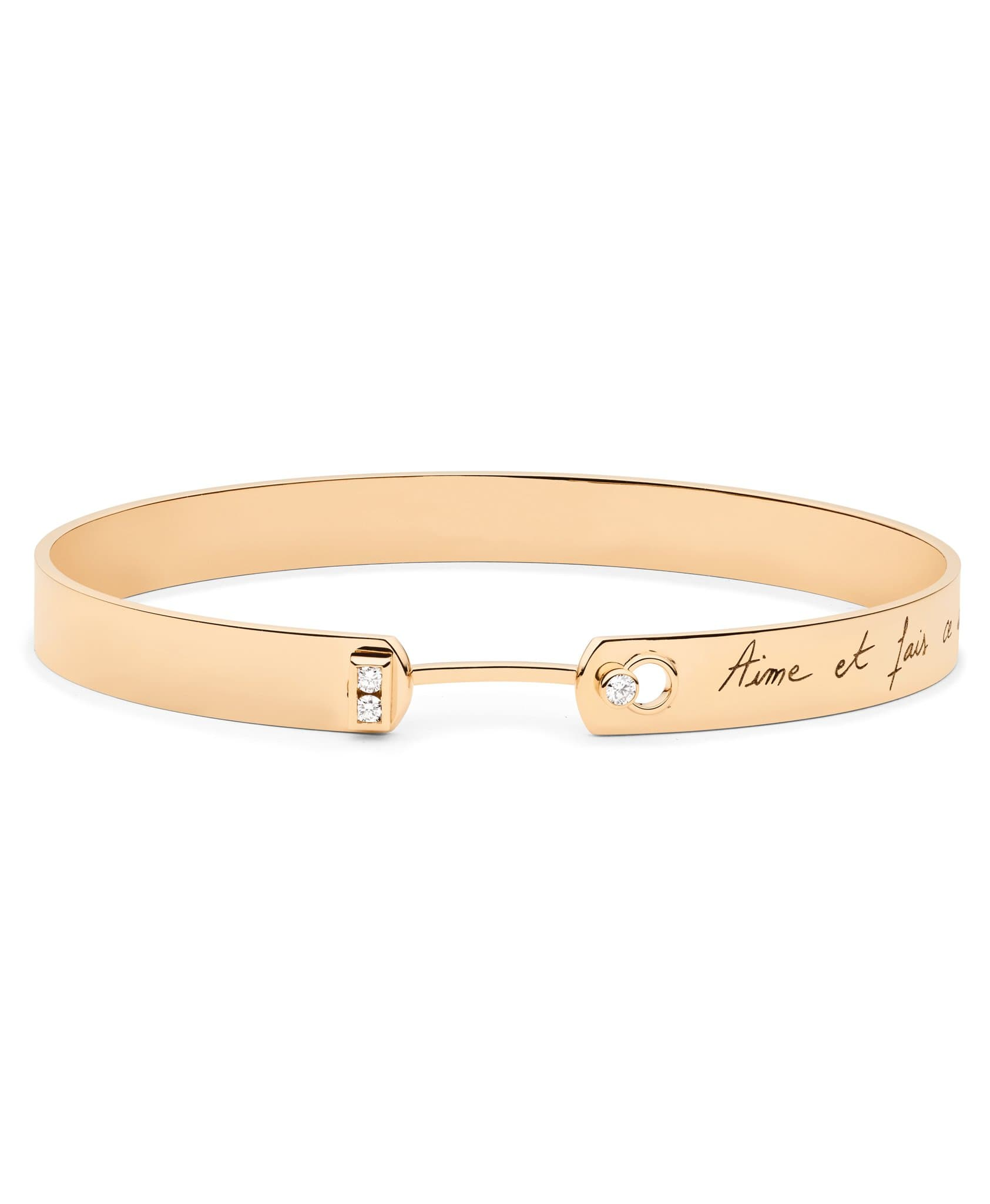 Me Time Mood Bangle: Discover Luxury Fine Jewelry | Nouvel Heritage