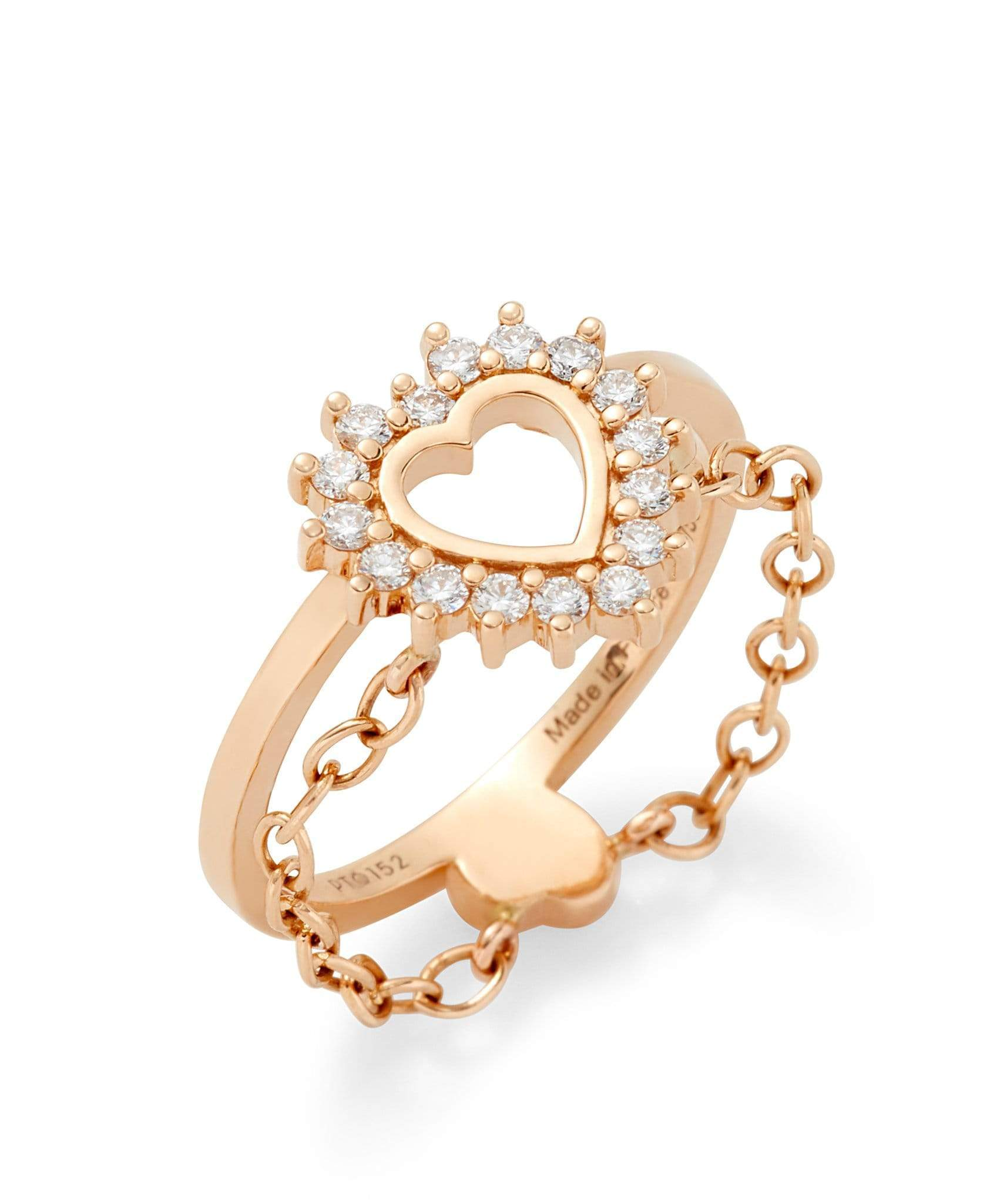 Medium Love Ring: Discover Luxury Fine Jewelry | Nouvel Heritage