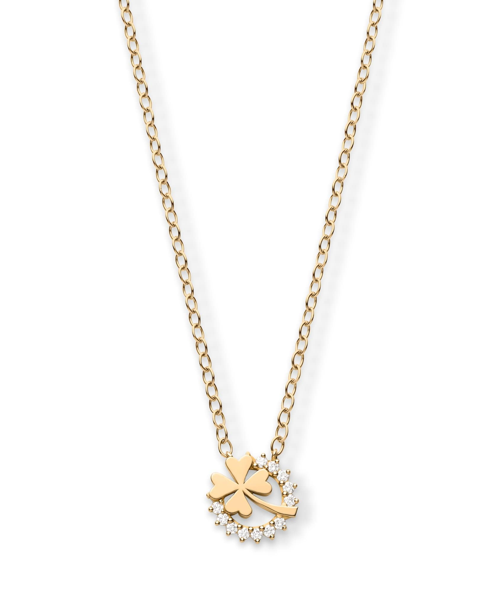 Medium Luck Pendant: Discover Luxury Fine Jewelry | Nouvel Heritage