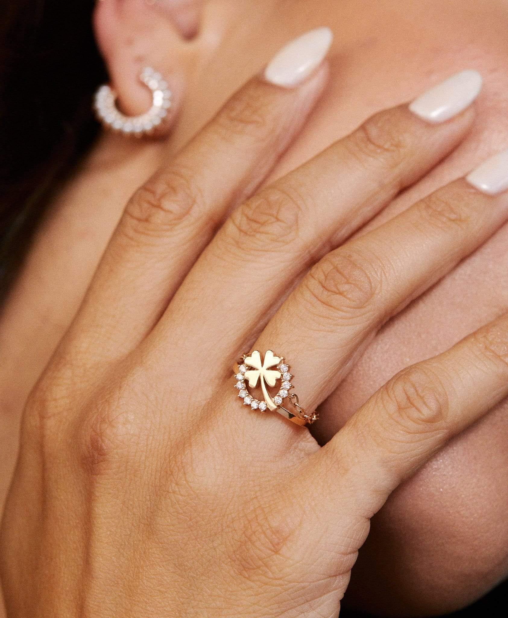 Medium Luck Ring: Discover Luxury Fine Jewelry | Nouvel Heritage