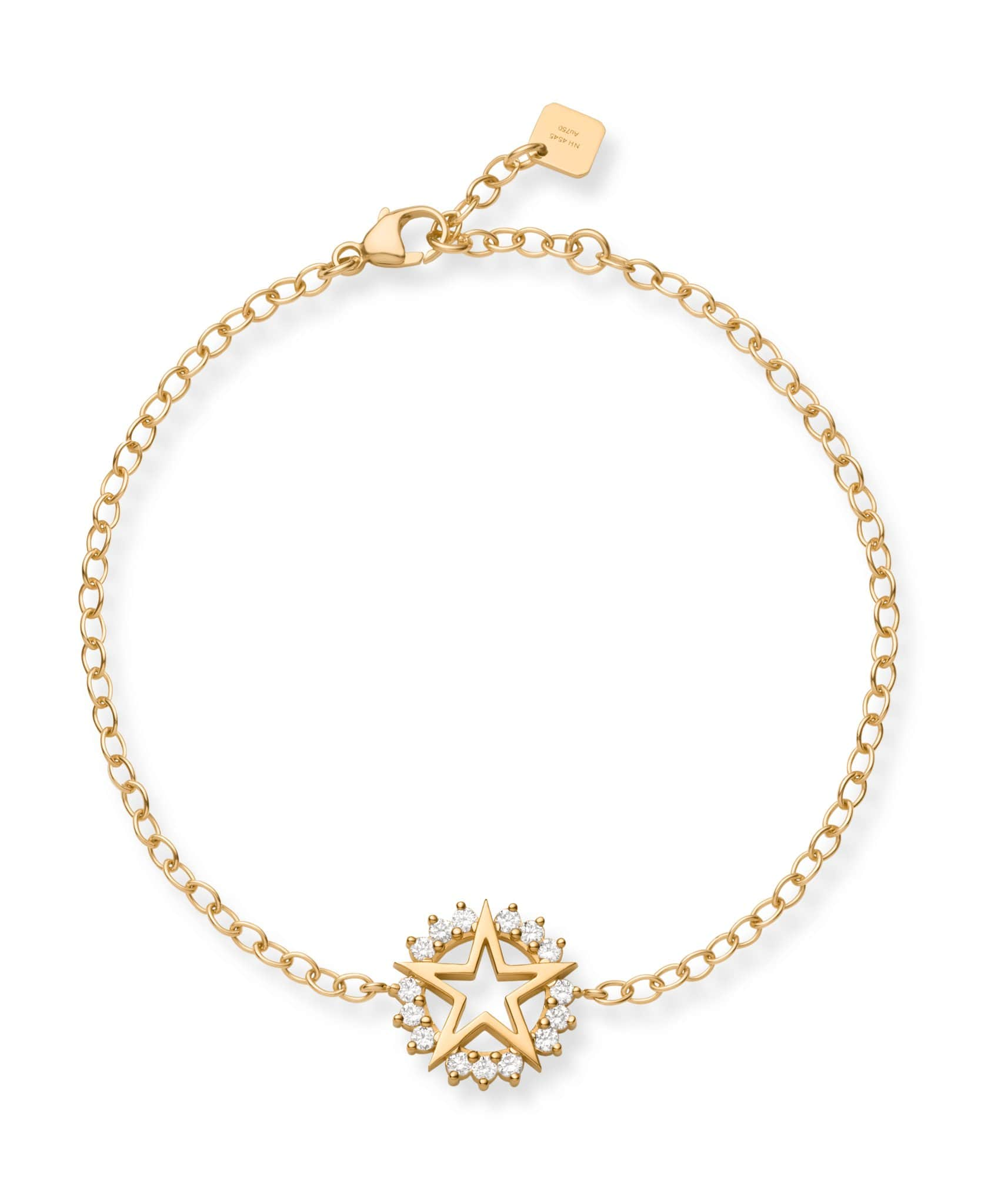 Medium Star Bracelet: Discover Luxury Fine Jewelry | Nouvel Heritage