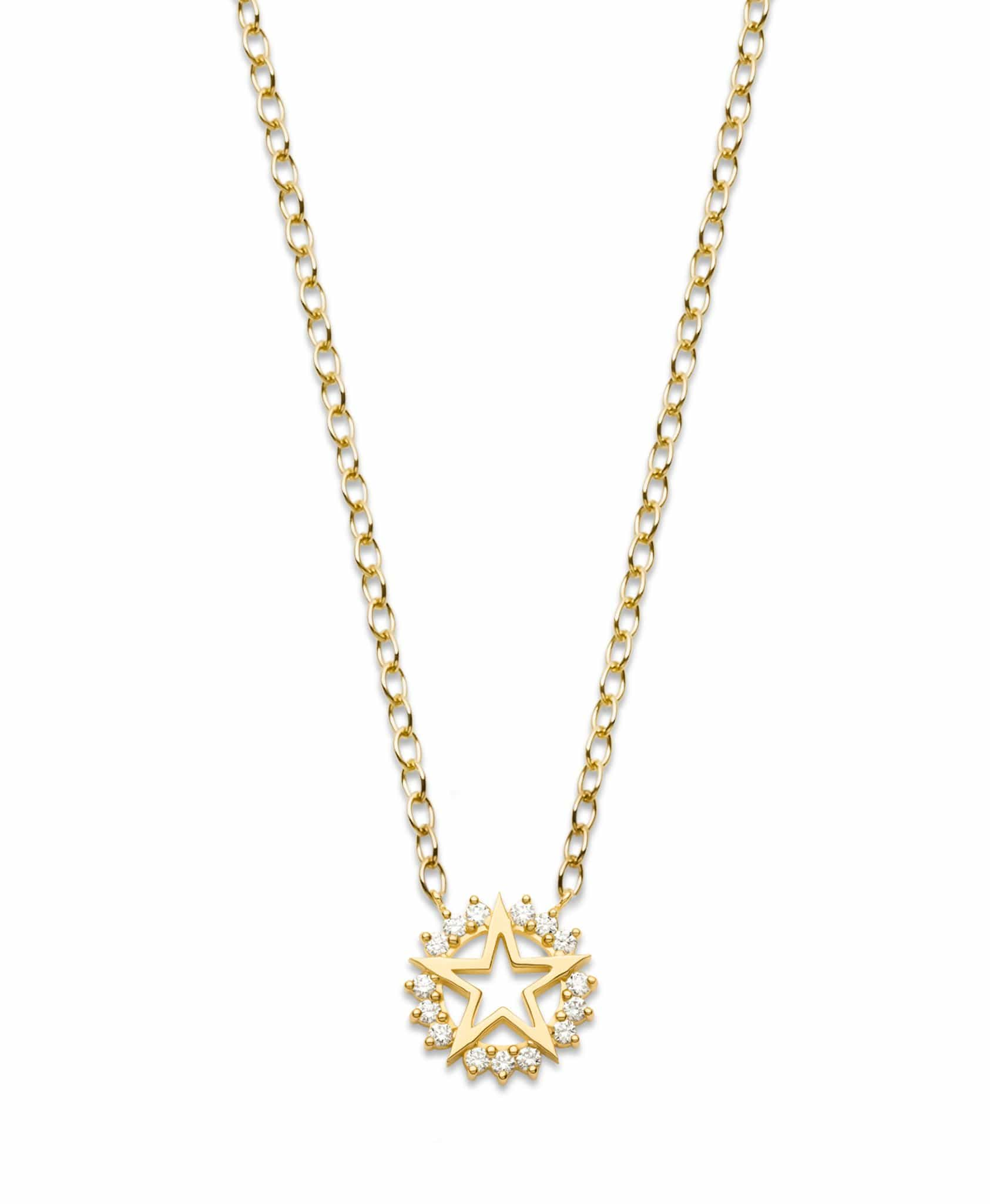 Medium Star Pendant: Discover Luxury Fine Jewelry | Nouvel Heritage