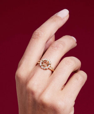 Medium Star Ring: Discover Luxury Fine Jewelry | Nouvel Heritage