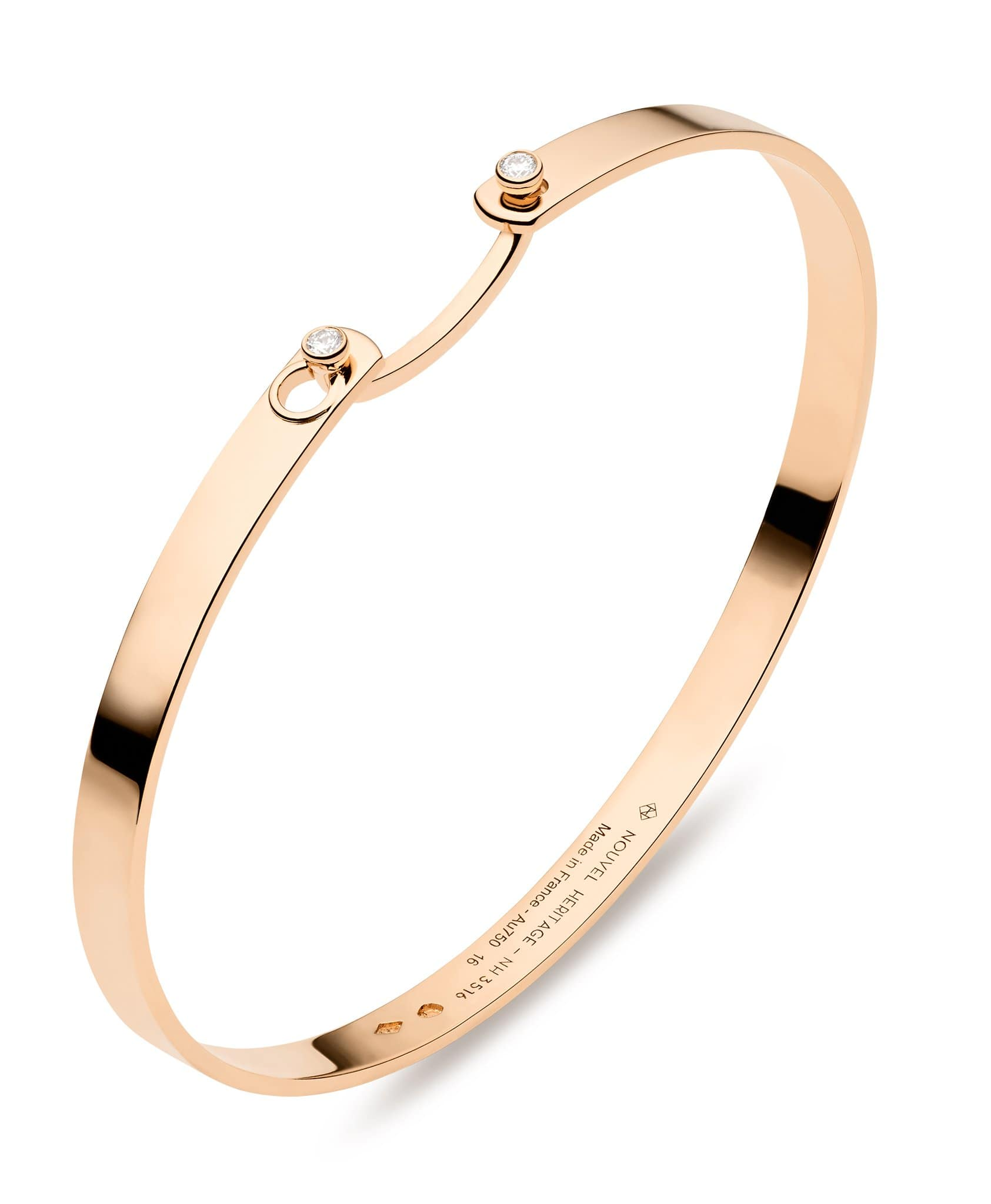 Monday Morning Mood Bangle - Nouvel Heritage