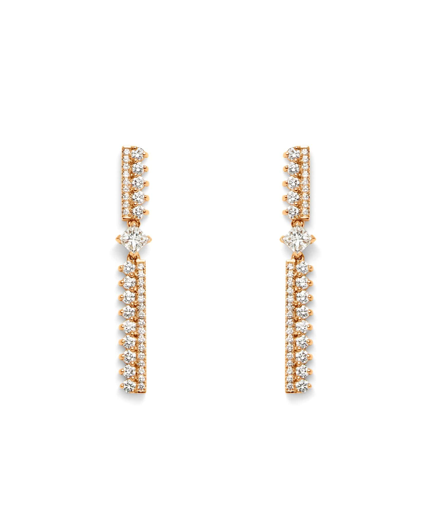Paulette Diamond Earrings: Discover Luxury Fine Jewelry | Nouvel Heritage