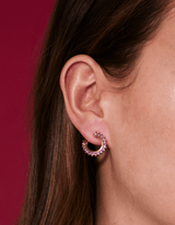 Pink Sapphire Earrings: Discover Luxury Fine Jewelry | Nouvel Heritage