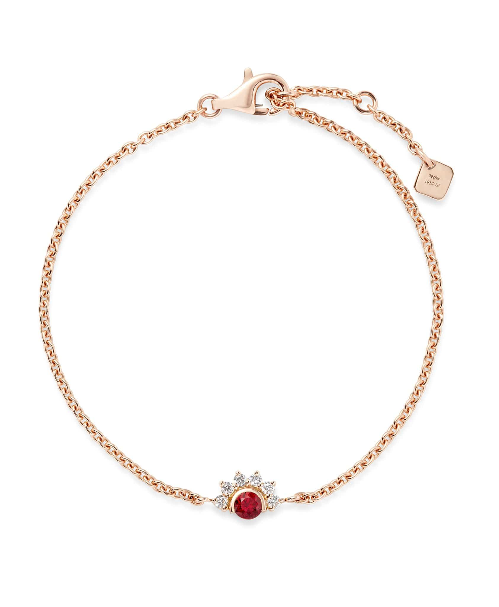 Red Spinel Bracelet: Discover Luxury Fine Jewelry | Nouvel Heritage