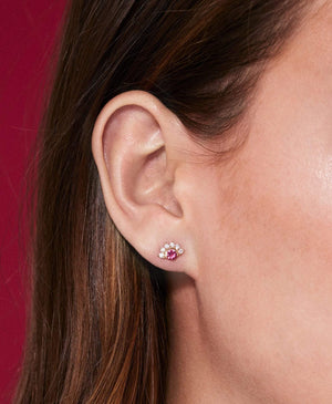Red Spinel Studs: Discover Luxury Fine Jewelry | Nouvel Heritage