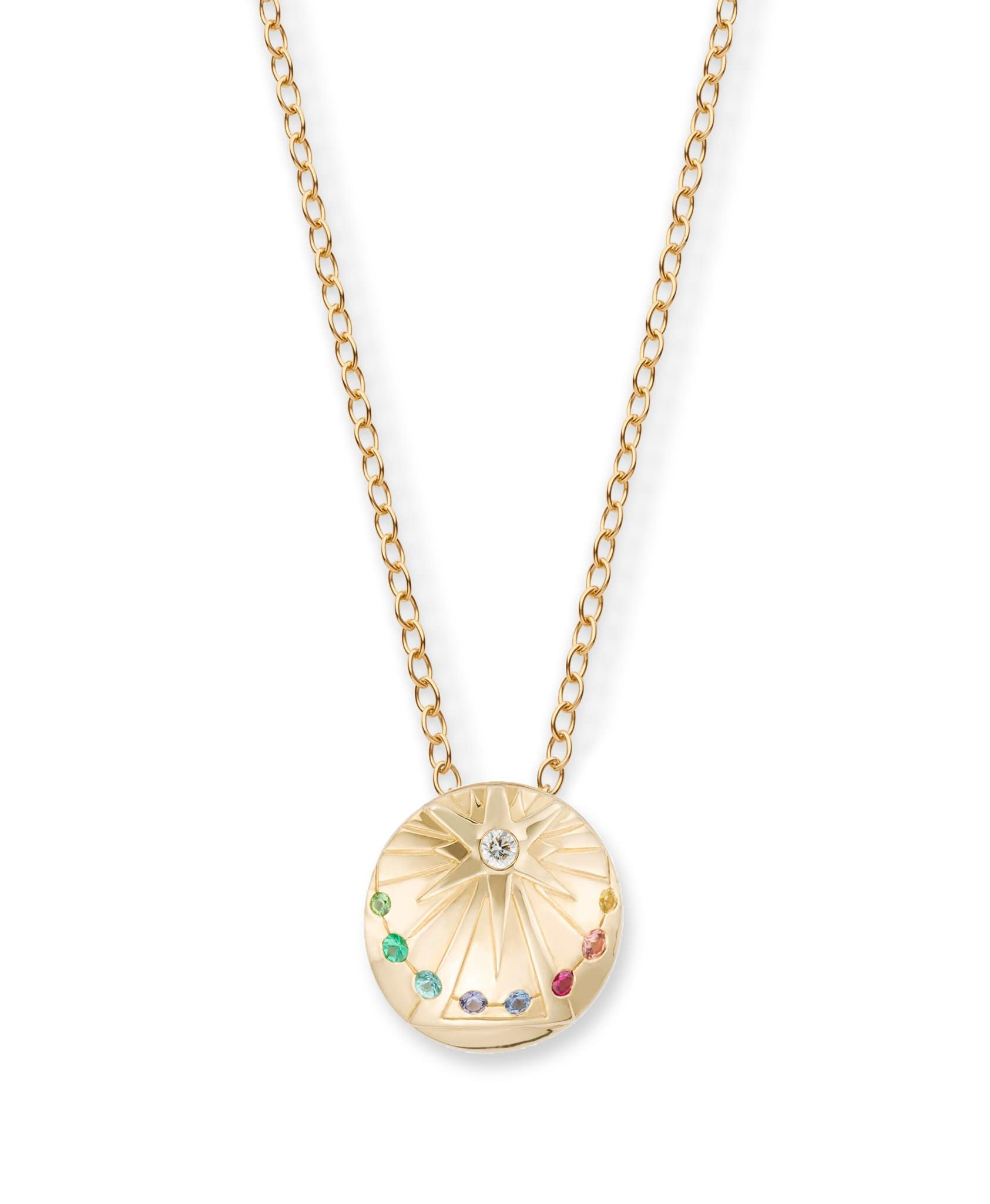 Santa Monica Medallion: Discover Luxury Fine Jewelry | Nouvel Heritage