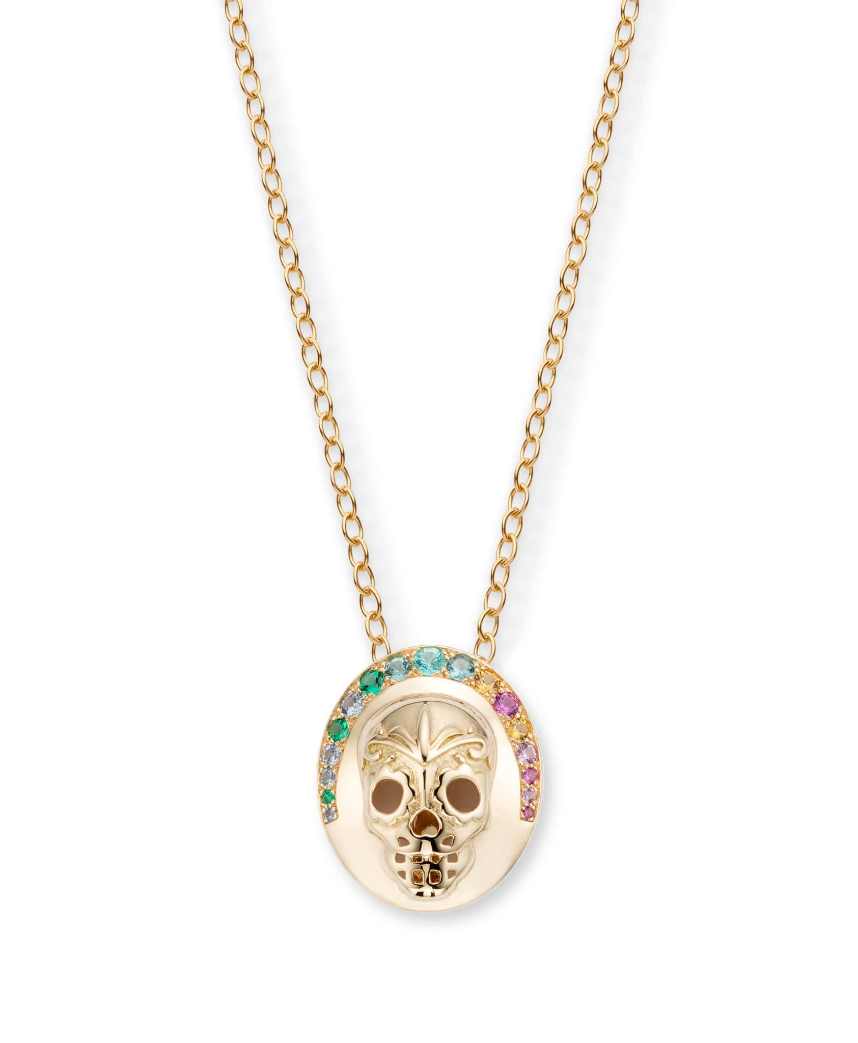 Skull Medallion: Discover Luxury Fine Jewelry | Nouvel Heritage