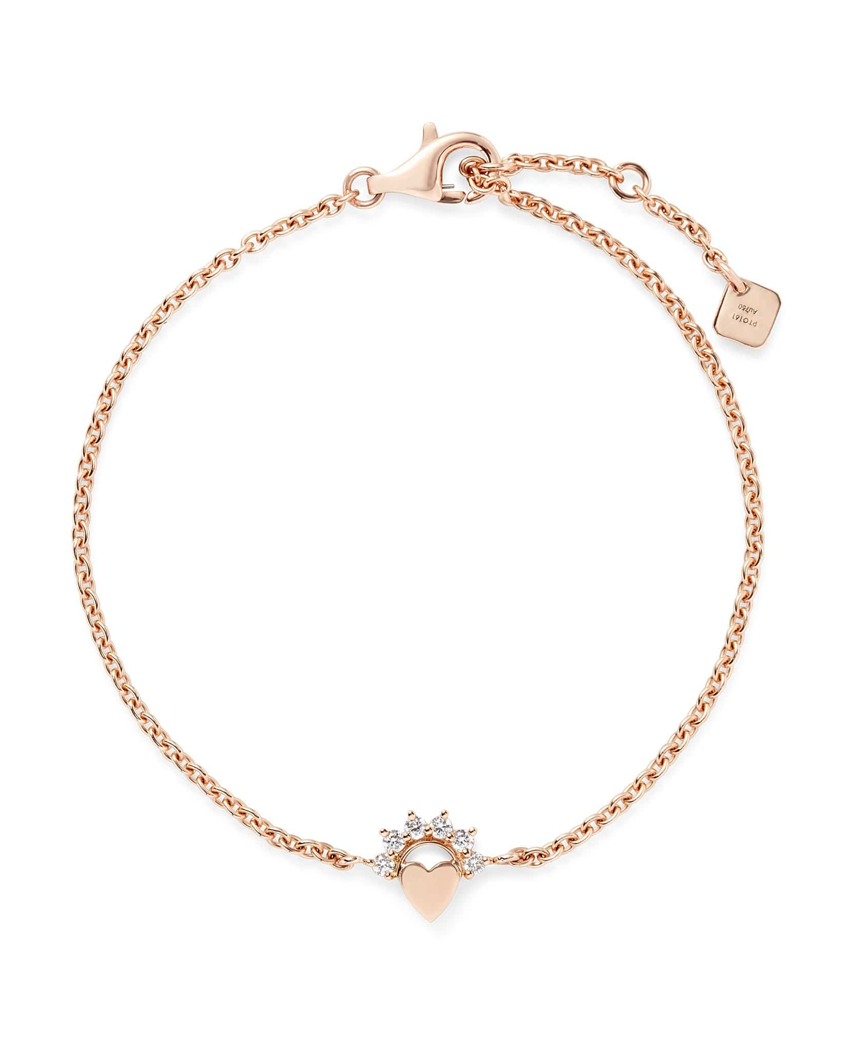 Small Love Bracelet: Discover Luxury Fine Jewelry | Nouvel Heritage || Rose Gold