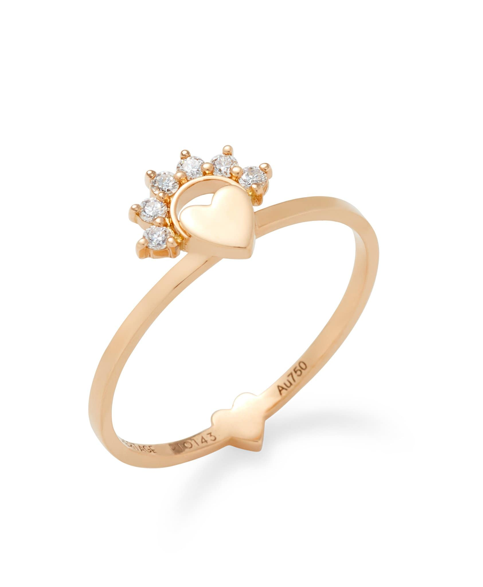 Small Love Ring - Nouvel Heritage