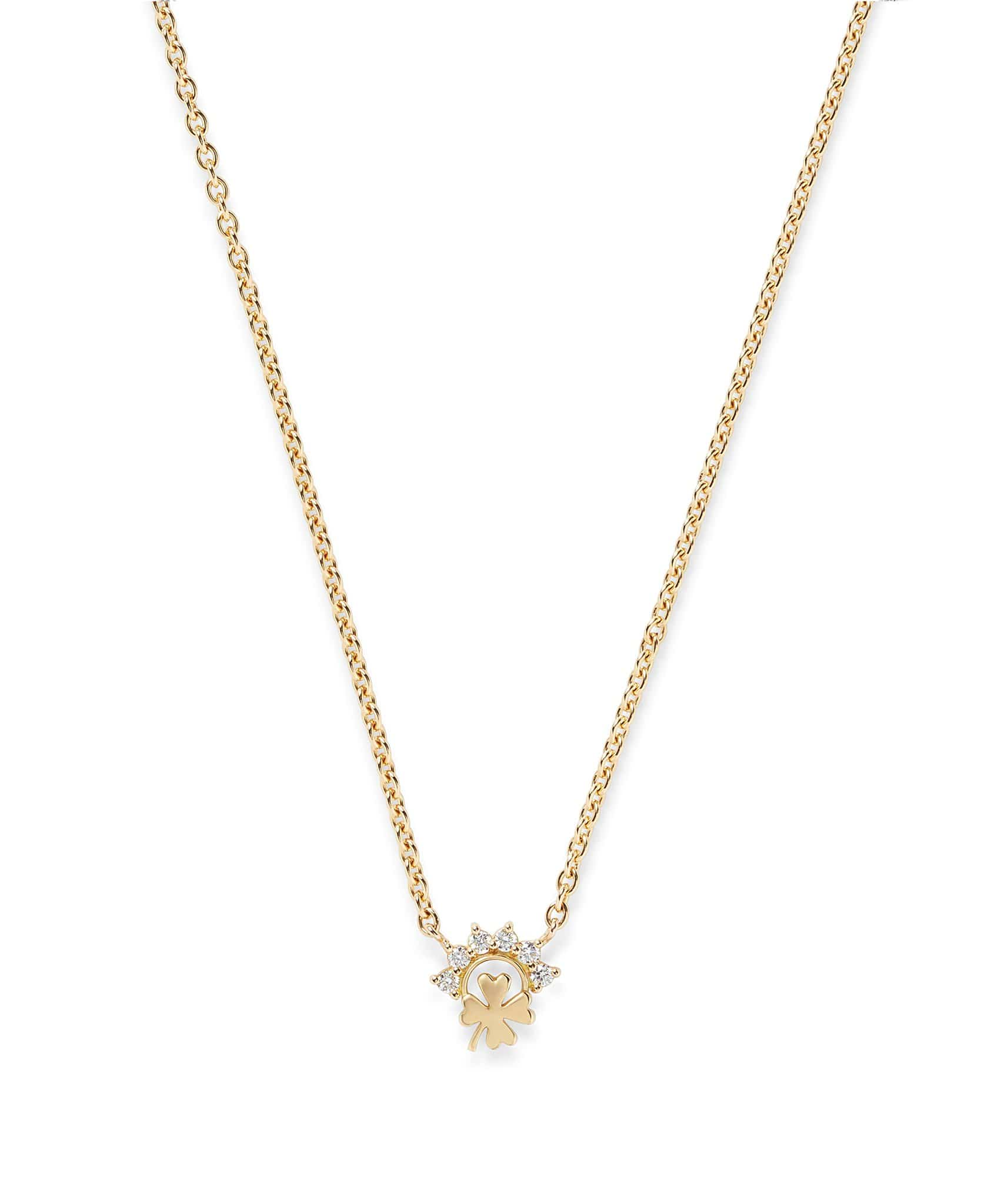 Small Luck Pendant: Discover Luxury Fine Jewelry | Nouvel Heritage || Yellow Gold