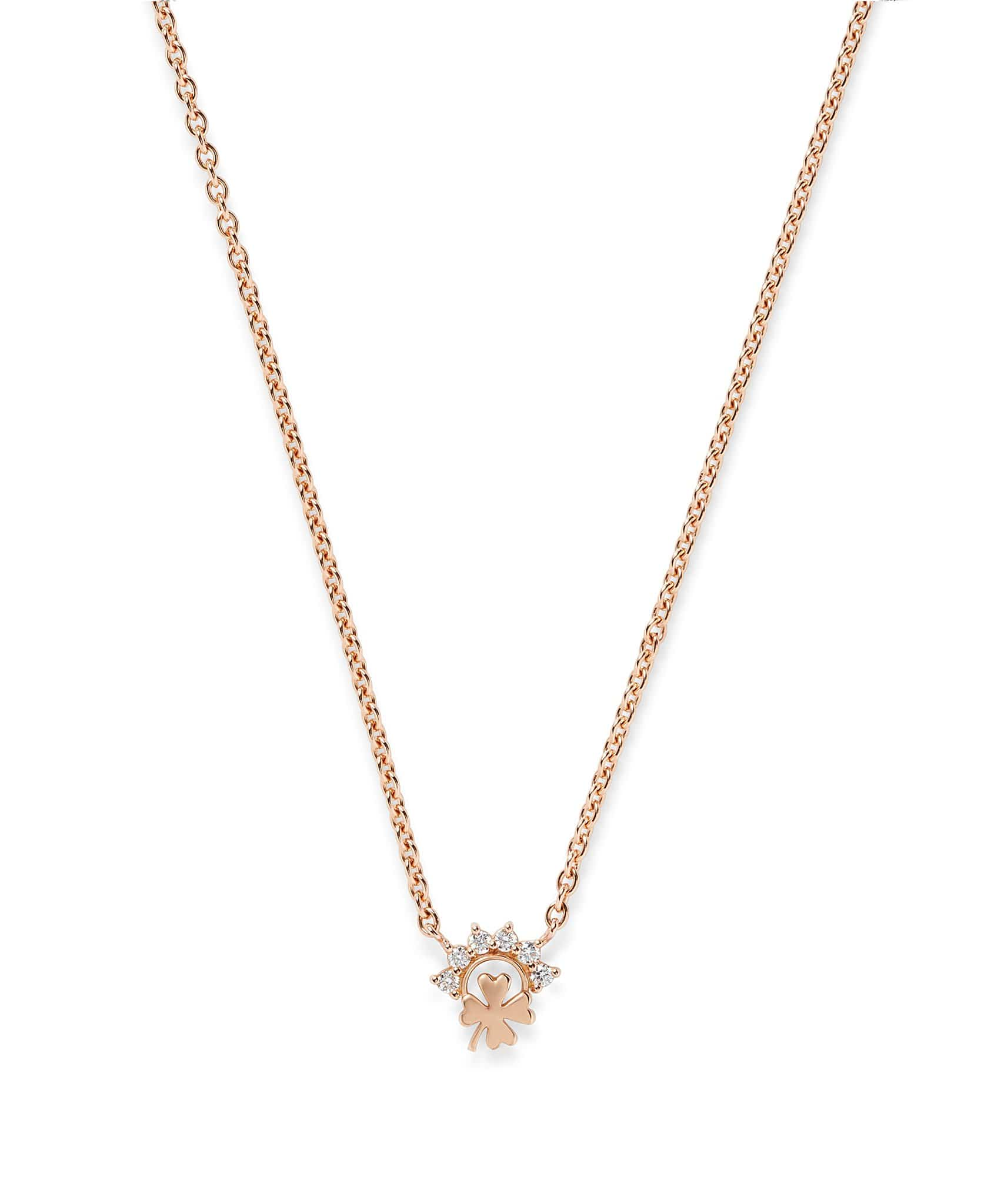Small Luck Pendant: Discover Luxury Fine Jewelry | Nouvel Heritage || Rose Gold