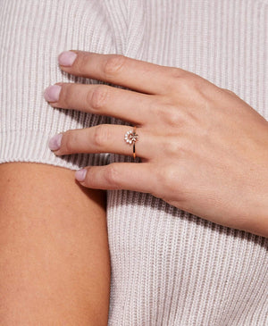Small Luck Ring: Discover Luxury Fine Jewelry | Nouvel Heritage